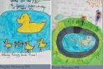 Alloway Primary School Duck Race Posters - Alloway Primary School P3 Duck Race Posters 3