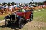 Wheels 2013 - Report and Slide Show - An early Austin tourer