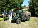Ely Aquafest 2017 - RAF armoured car