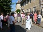 Australian Group Friendship Exchange - Our charming and informative guide in Stamford