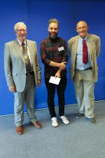 Community Grants Presentation Evening July 2017 - B Friend
