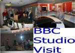 BBC Studio Visit 2010 - Visit Collage