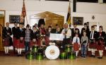 2013 Presentation to Banchory Pipe Band - BL 10 (Large)