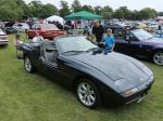 Doncaster Classic Car and Bike Show 2017 - BMW Z1
