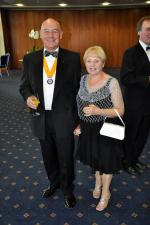 District 1040 Handover June 2012 - Bill and Jackie