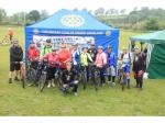 ROTARY RIDE 2016 - SUMMER CYCLE EVENT!!! - Bishop Auckland Rotary Ride 2016 55