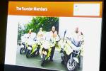 Blood Bikes - The Founder Members of the group