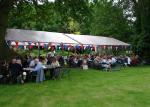 Blues at Burstead - June 2012 - And another view of the Guests