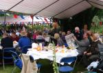 Blues at Burstead - June 2012 - The two Trevors and their guests
