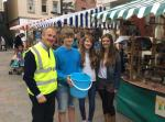 Rotary Fayre - Tombola stall