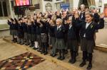 Children Singing for Children  - A short history of Tudor England with Divorced, Beheaded, Died
