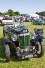 2018 Crathes Vintage Car and Motorcycle Rally - CCR21 (Large)
