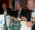 Charter Night 2008 - So who got the biggest portion?