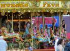 Leisure Lakes Steam and Vintage Vehicle Rally 2016 - Plenty of Fun on the Carousel