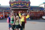 ROTARIAN TAKES A TRIP TO PETER PAN'S NEVERLAND. -