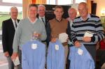 Golf Day 2010 - The Tetley Boys (the beer not the tea), winners of the men's team event