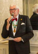 71st Charter Anniversary Gala Dinner - The DG reflects on the Rotary Club of Westhoughton's achievements