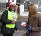 Having fun  - and you meet some delightful people whilst helping out