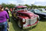 Doncaster Classic Car and Bike Show 2017 - Chevrolet Pick Up