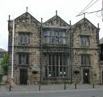 Club Activities - One of Otley's handsome buildings