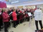 Christmas Street Collection - The Whitley Women's Choir