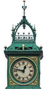 Club Activities - Otley Market Clock