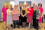Press Releases - A meal and auction at Clouds restaurant, Southport College raised £1,000 for charity