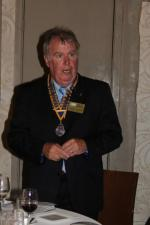 2018 Club Assembly - ADG Keith Brownlie (President of Halstead RC)