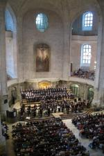2013  Link Visit to Dresden - Concert in Church of the Cross