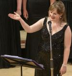 D-Day 75th Anniversary Concert - Choir director Miriam Walker