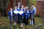 Greengate Junior School help us with Purple 4 Polio -