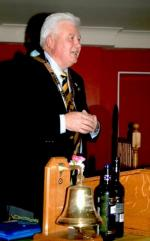 District Governor's visit  - DG 1 (398x640) (373x600)