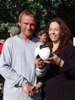 May 2011 Tommy McLafferty Football Tournament for the Homeless - -
