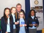 Rotary Primary Schools Fun Quizs P4 to P7 - P5 Winners