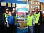 Thame Rotary at Thame Food Festival - With the brand new
