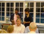 New Rotary Year - President Mutel Kerr Installed -