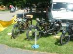 Wheels 2012  Success with Slideshow - Veteran Motor Cycles