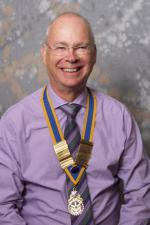 Photo Album - July/August 2014 - Robert Wright, our 2014-15 President
