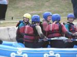 Visit to Lee Valley White Water Centre - DSCF1190