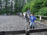 Riding for the Disabled --Children from Chernobyl -