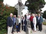 Visit by Holyhead Rotary Club to Dun Laoghaire Rotary Club Thursday 4th August 2016 - DSCF5053