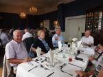 Visit by Holyhead Rotary Club to Dun Laoghaire Rotary Club Thursday 4th August 2016 - DSCF5069