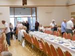 Strawberry Tea 2014 - People start to arrive