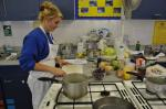 Rotary Young Chef competition - first round -