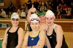 Purley Swimathon 2017 - Pictures - A quick pause for a pose