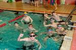 Purley Swimathon 2017 - Pictures - Milling around - no treading water, raring to go again ...