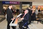 Arndale Xmas Collection supported by GMP Male Voice Choir & RC of Stockport Lamplighter Ukelele Band -