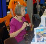 Health Awareness Day - October 2013 - One of a number of charities which joined with us to explain the support which they provide to those affected by Parkinsons Disease.