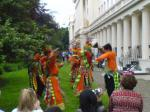Support to Institute for the Blind in Bolivia - Performed in the gardens of York Gate