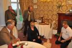 Music and Curry Evening - Rotarians learn how it's done